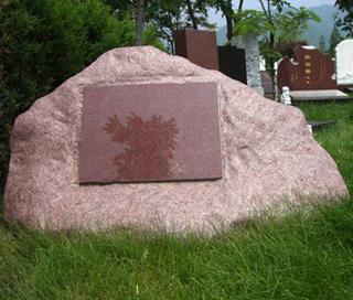 磐石艺术墓