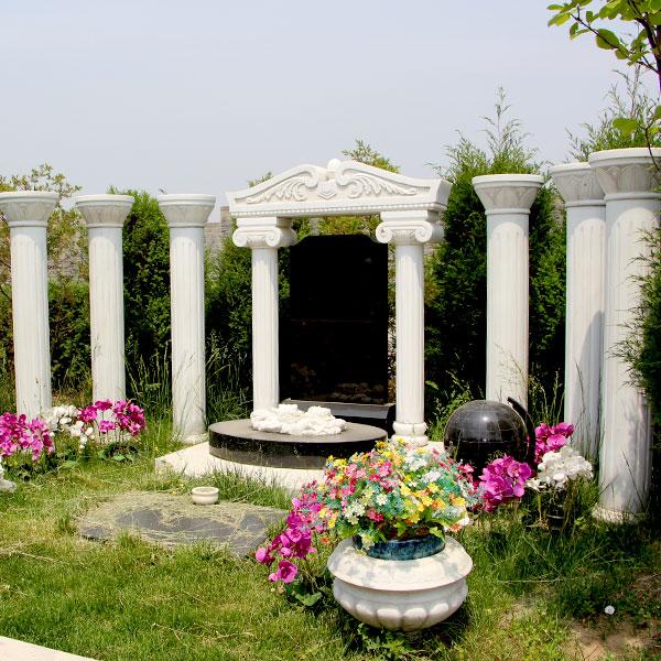 艺术多穴墓