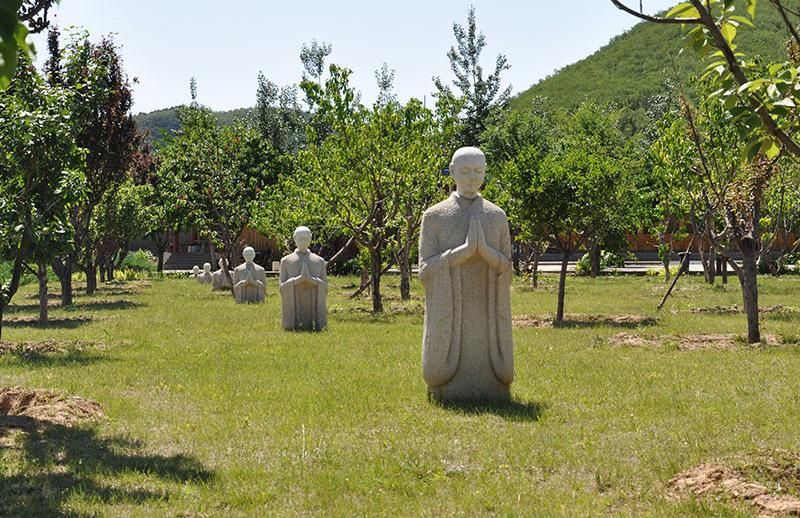安灵园公墓-陵园随拍