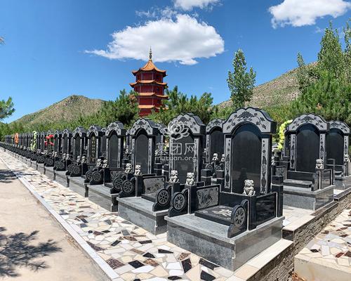 水仙苑墓区