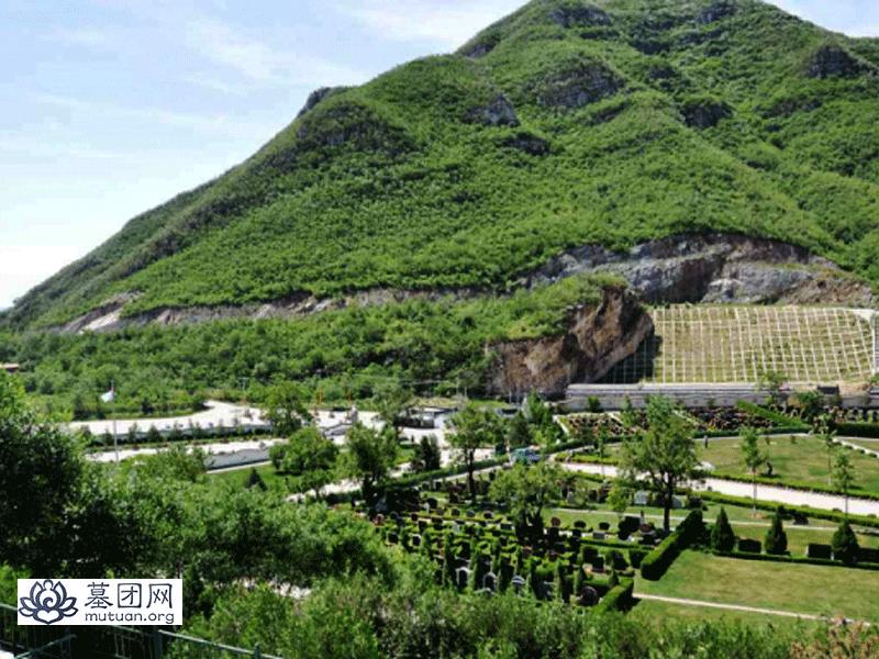 桃峰陵园-陵园环境